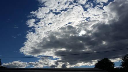 Clouds - Porsgrunn/Norway