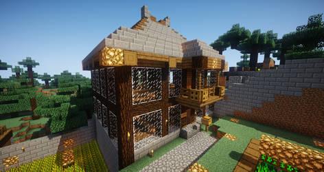 Mitt hus! - NorVanilla