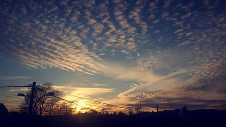 Clouds 3 - Porsgrunn/Norway