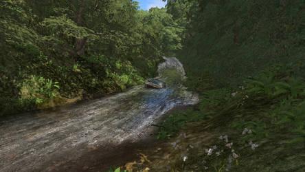BeamNG - Jungle River