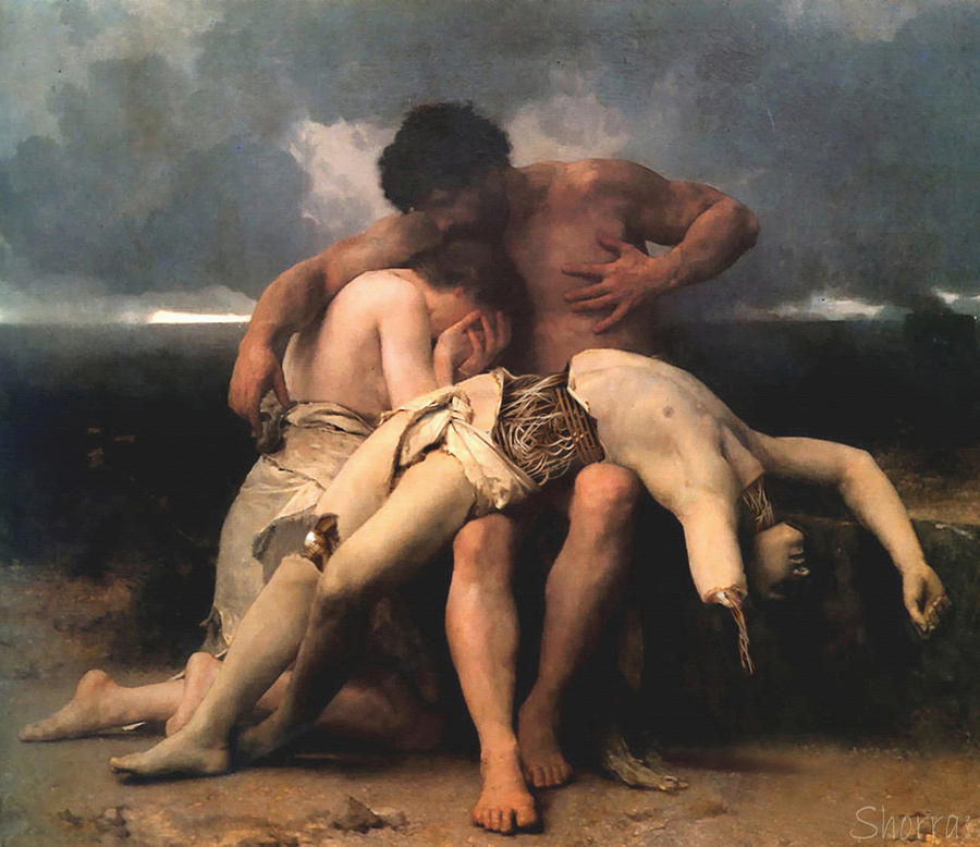 "Shorra ""Death of a Cyborg"""