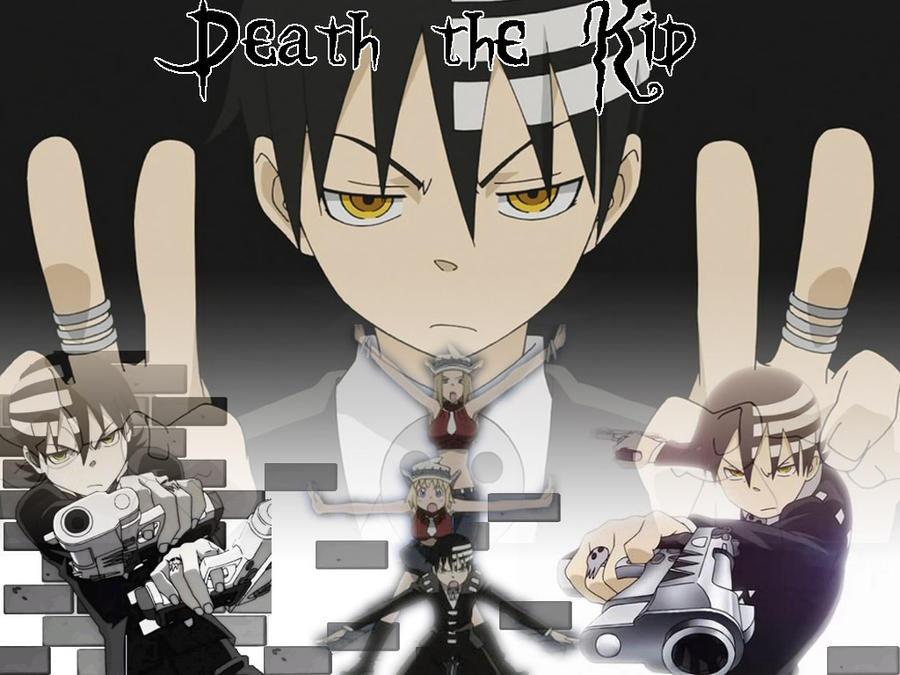 Death The Kid Wallpaper By OokamiXxAkki