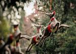 All the Reindeer by pixelmaze