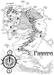 Continente - PHARANA by Aiken87
