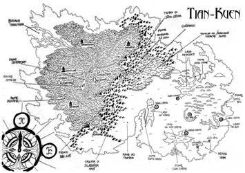 Continente - TIAN-KUEN by Aiken87