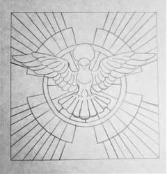 SPIRITO SANTO - Disegno by Aiken87