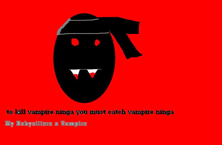 Vampire Ninga by 20eps349