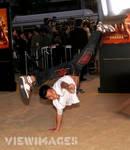 Taylor Lautner Break-Dance
