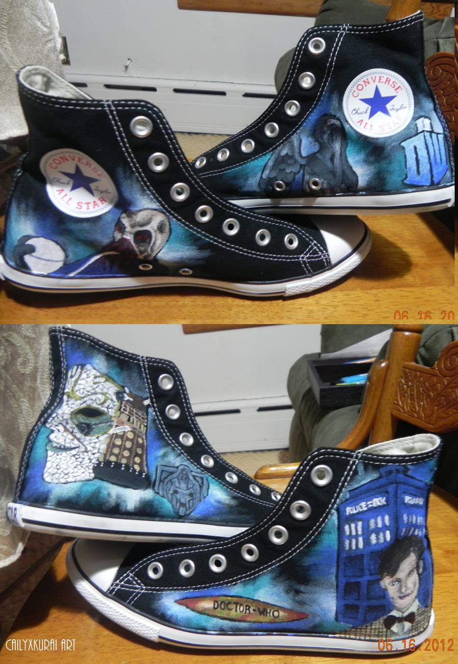 Custom Converse Shoes Online