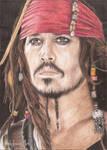 Captain Jack Sparrow