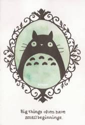 Totoro Cameo