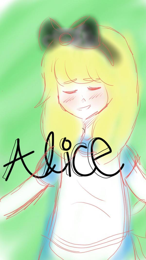 A-Alice by Essiemeup