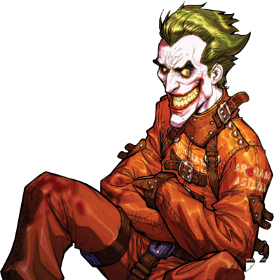 Joker In Straight Jacket By Freddykruger88 On Deviantart