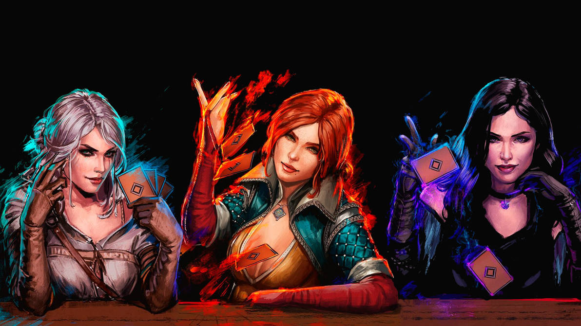 Gwent The Witcher Card Game Wallpaper By Frampos On Deviantart-2775