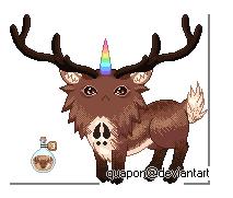 Custom Unicat - Bambi by Quapon