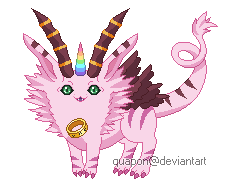 Custom Unicat - Magdra Mutant by Quapon