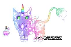 Custom Unicat - Shoujo Wildcard by Quapon