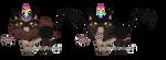 Custom Unicat - Hollowtooth by Quapon