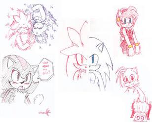 Sonic Doodle Dump