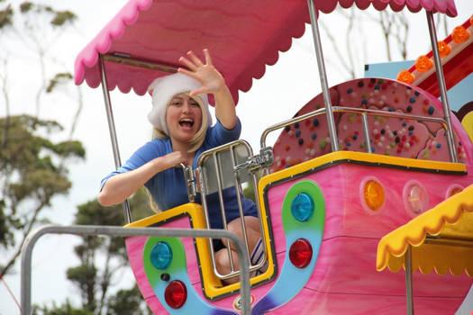 Candy Kingdom Ferris Wheel