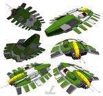 Alani Heavy FD Fighter