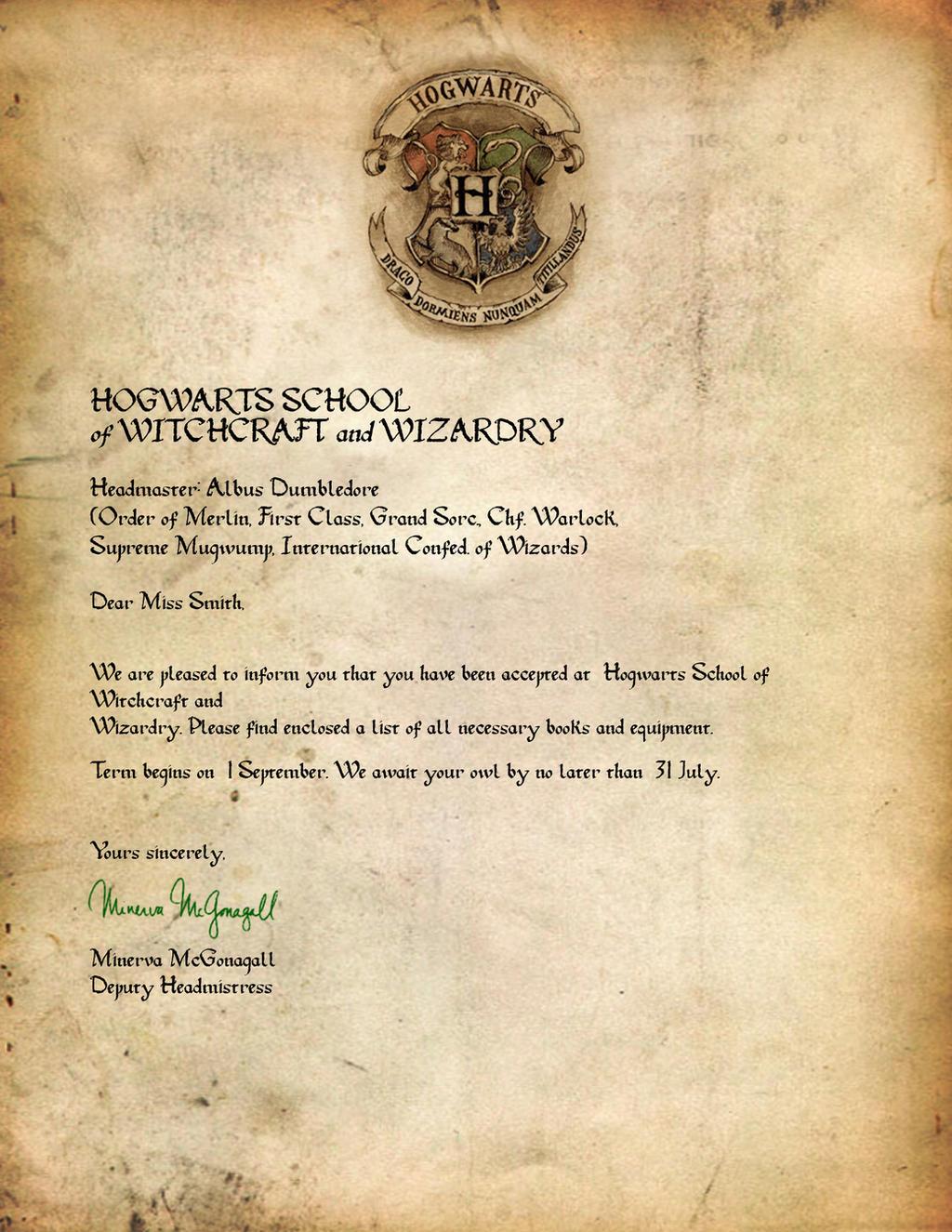 Acceptance Of Despair  Letters