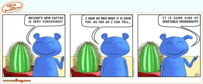 Ndbag the Boogeyman Comic 948