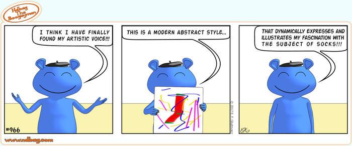 Ndbag the Boogeyman Comic 966