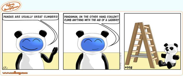 Ndbag the Boogeyman Comic 998