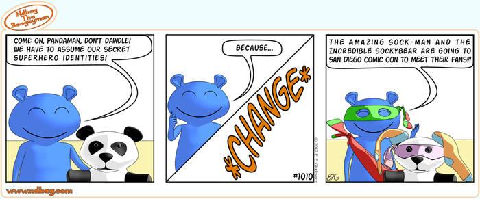 Ndbag the Boogeyman Comic 1010
