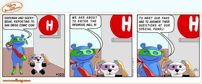 Ndbag the Boogeyman Comic 1011