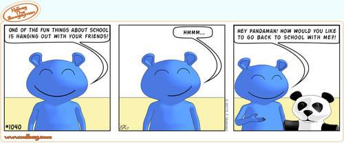 Ndbag the Boogeyman Comic 1040