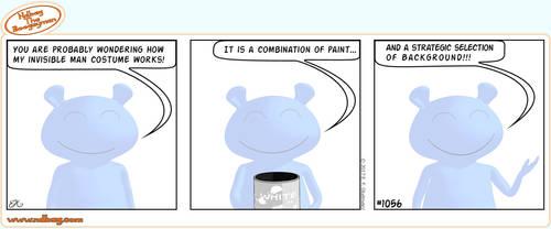 Ndbag the Boogeyman Comic 1056