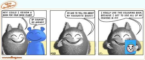 Ndbag the Boogeyman Comic 1101
