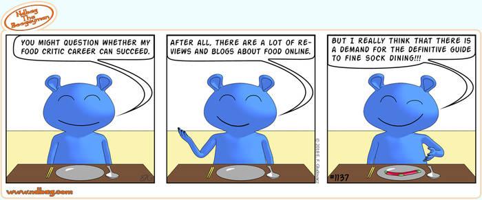 Ndbag the Boogeyman Comic 1137