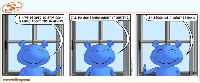 Ndbag the Boogeyman Comic 1194
