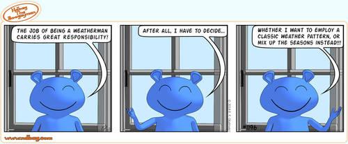 Ndbag the Boogeyman Comic 1196