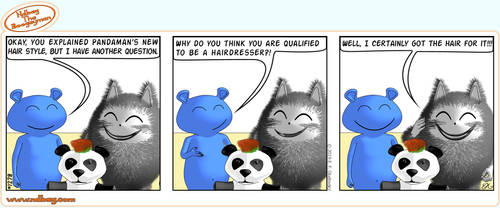 Ndbag the Boogeyman Comic 1278 by ndbag
