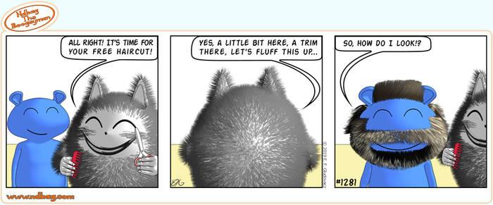 Ndbag the Boogeyman Comic 1281 by ndbag