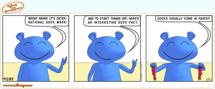 Ndbag the Boogeyman Comic 1283 by ndbag