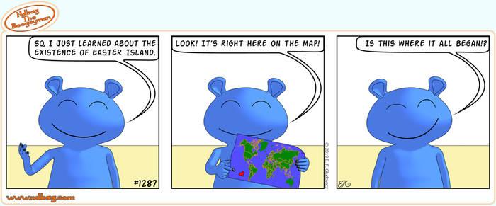 Ndbag the Boogeyman Comic 1287 by ndbag