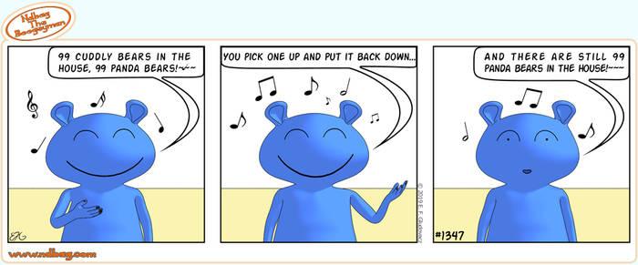 Ndbag the Boogeyman Comic 1347