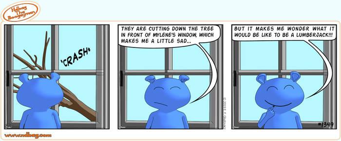 Ndbag the Boogeyman Comic 1349