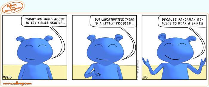 Ndbag the Boogeyman Comic 1415