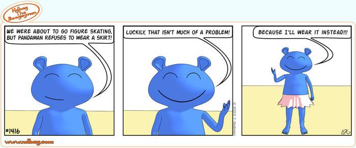 Ndbag the Boogeyman Comic 1416