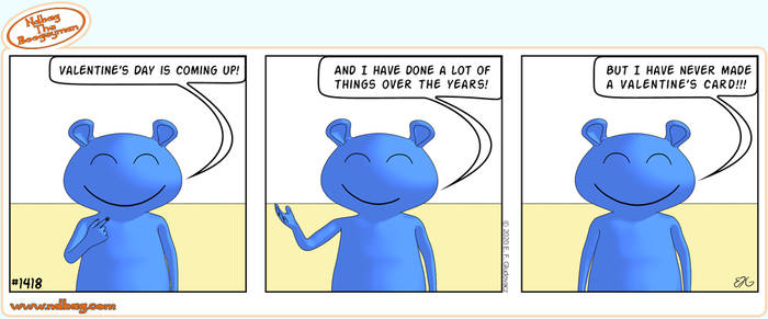 Ndbag the Boogeyman Comic 1418