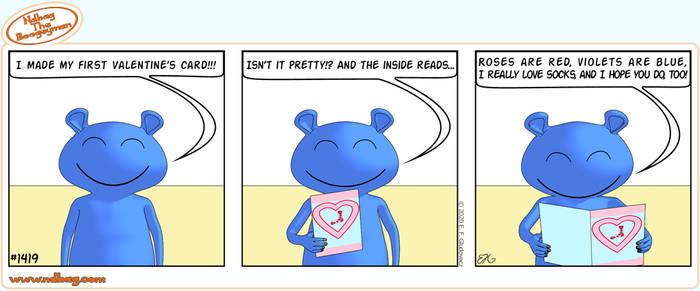 Ndbag the Boogeyman Comic 1419