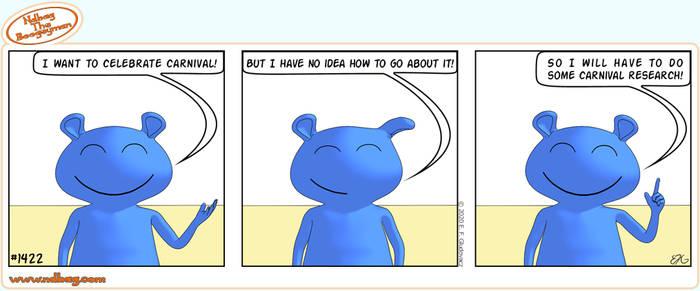 Ndbag the Boogeyman Comic 1422