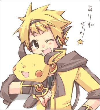 Imagine pokemon as people! - Page 2 Raichu_Gijinka_by_yinyangmatrix