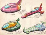 F-Zero X Ships page 7